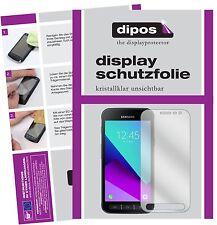 6x Samsung Galaxy Xcover 4 Pellicola Protettiva Protezione Schermo Cristallo