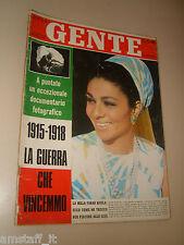 GENTE=1968/12=FARAH DIBA=GIANCARLO VANDELLI=SYLVIE VARTAN=NINO BENVENUTI=