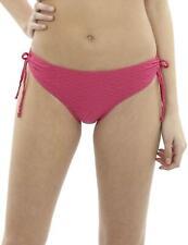 Cleo by Panche Matilda Drawside Bikini Brief Bottoms CW0237 Pink UK 10 12