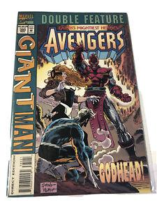 The Avengers #380 (Nov 1994, Marvel)