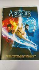 AIRBENDER EL ULTIMO GUERRERO DVD CASTELLANO ENGLISH