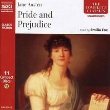 Jane Austen - Pride and Prejudice & Northanger Abbey  - mp3CD Audiobook - CD02