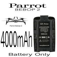 GiFi Power 4000mAh 20C 11.1V LiPo Battery for Parrot Bebop 2 Drone J6W9
