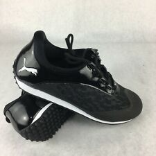 Puma Women's Summercat Sport Golf Shoes Black 190586 Size 7 UK  - 9 US WOMEN