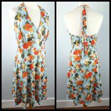 Lindy Bop Blue Fit & Flare Dresses for Women