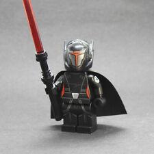 Custom Star Wars minifigures Sister Fourth Inquisitor on lego brand bricks
