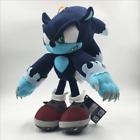 Super Sonic Plush Soft Doll Stuffed The Hedgehog Animal Toys Kids Birthday Gift