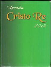 AGENDA CRISTO RE 2013