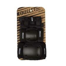 Bullet Adult Pad Set Wrist Guards / Elbow Pads / Knee Pads