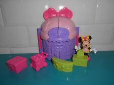 18.6.10.9 Le salon de glaces Minnie Clubhouse Disney Mattel sweet shop