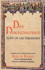 Das Nibelungenlied: Song of the Nibelungs, Raffel 9780300125986 Free Shipping+=
