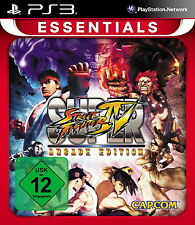 Super Street Fighter IV -- Arcade Edition (Sony PlayStation 3,...