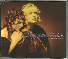 VOICE OF THE BEEHIVE Perfect Place w/ 3 RARE LIVE TRX UK CD Single SEALED 1991