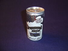 Drummond Bros. Beer Aluminum Can Stay Tab Top Bottom Opened Falls City 1970's