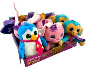 """Box of 8"""" Animal Jam Plush Soft Stuffed Doll Toy 9pcs/Box"""