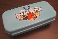 Tupperware a 189 Bellevue Boîte Box Angry Birds 980 ML bleu clair bleu nouveau OVP