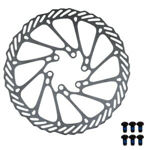 1 x 160mm G3 Brake Rotor Disc 6 Holes & 6 Bolts Included MTB Road Bikes