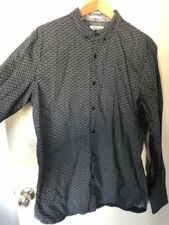 Tommy Hilfiger Cotton Blend Long Sleeve Casual Shirts for Men