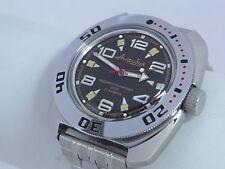 Man's Fashion VOSTOK Russian military Amphibian diver 200m. auto watch. 710335