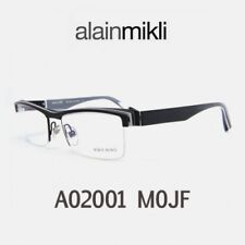 Brand New 2018 Alain Mikli Paris Men Rx Eyeglasses A0 2001 M0JF Authentic France