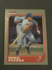 1997 BOWMAN CHROME MIKE PIAZZA LOS ANGELES DODGERS CARD #85!!!!!! COMBINED SHIP!