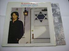 ALBERTO FORTIS - CARTA DEL CIELO - LP VINYL EXCELLENT CONDITION 1990