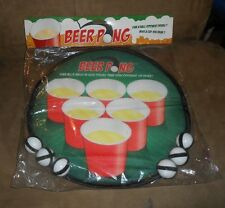Beer Pong Wall Game with Six Balls   Brand NEW in Package
