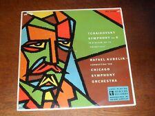 TCHAIKOVSKY SYMPHONY NO 6 MERCURY RECORDS SOUTH AFRICA  RAFAEL KUBELIK TRUETONE