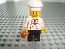 Lego City Minifigure #chef018: Chef (from set 8398)