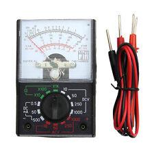 Mini MF-110A Electric AC/DC OHM Voltmeter Ammeter Multimeter Meter Multi Tester