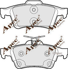 REAR BRAKE PADS FOR FORD TOURNEO CONNECT/GRAND TOURNEO CONNECT GENUINE APEC PAD1