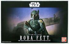 Bandai Star Wars 1/12 Boba Fett Plastic Model