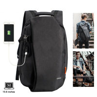 Overmont Outdoor Travel school Bag Waterproof Laptop Backpack Antitheft Rucksack