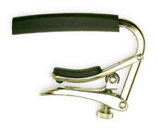 Shubb C3 Nickel 12 String Guitar Capo Roller Design