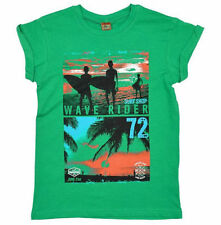 Unbranded Boys' Regular Collar T-Shirts & Tops (2-16 Years)
