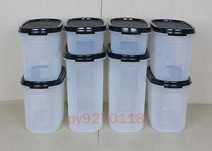 Tupperware Modular Mates Oval Combo Pantry Set of 8 + Free Shipping
