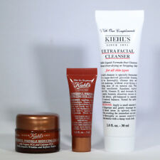 Kiehl's 3-Pc Skincare Powerful Wrinkle-Reducing Skin Care Set *New*