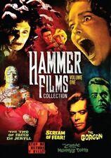 Hammer Film Collection 1: 5 Movie Pack - 2 DISC SET (2015, REGION 1 DVD New)