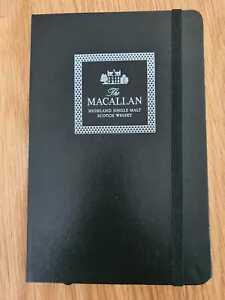 The Macallan notebook