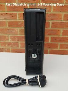 Dell OptiPlex 4GB RAM 1TB Windows 10 Pro WiFi Desktop PC. Dell OptiPlex 780