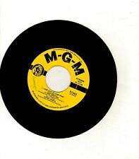 CONNIE FRANCIS-MGM EP COME RAIN OR COME SHINE/TIME AFTER TIME + 2 VG-