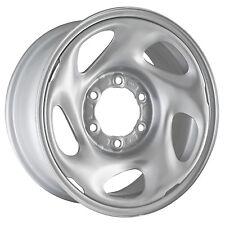 69394 Refinished Toyota Tundra 2002-2006 16 inch Silver Steel Wheel, Rim