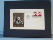 Oliver Wendell Holmes - Supreme Court Justice & First Day Cover of his own stamp