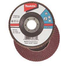 MAKITA D-32013  Arbor Mount Flap Disc, 4-1/2in, 60 Coarse (1 Pc)