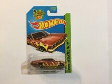 2014 HOT WHEELS Workshop Heat Fleet  '65 Chevy Impala #218/250
