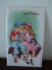 carte saint valentin ,amour, 14 Février,