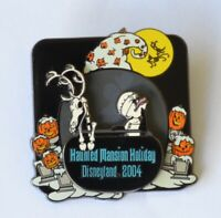 DLR Haunted Mansion Holiday Doom Buddies Collection Dr. Finkelstein Pin