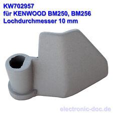Neu Original Knethaken KW702957 für Brotbackautomat Kenwood BM250, BM256 10mm