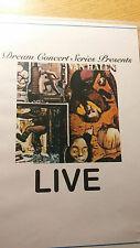 Dream Concert Series Presents: Van Halen's Fair Warning DVD LIVE w/ David Lee