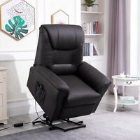 Electric Power Lift Recliner Chair Stand Assist w/Remote Control